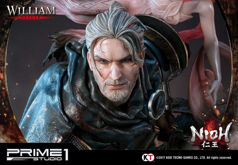 Illustration for article titled Nioh Statue Costs Nearly $1,000