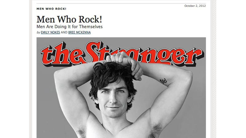 Illustration for article titled Men Who Rock: Finally, Men Are More than Just a Pretty Face in the Music Biz