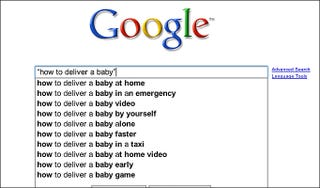 Illustration for article titled Man Delivers Baby Using Guide Found on Google