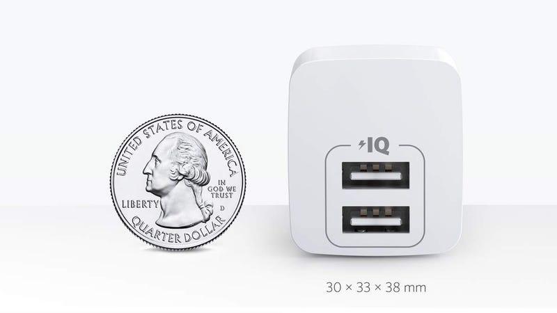 Anker PowerPort Mini 2-Pack | $9 | Amazon