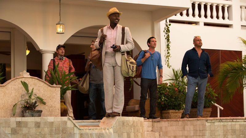 Steve Zahn, Michael Imperioli, Romany Malco, Ben Chaplin, Billy Zane (Amazon Studios)