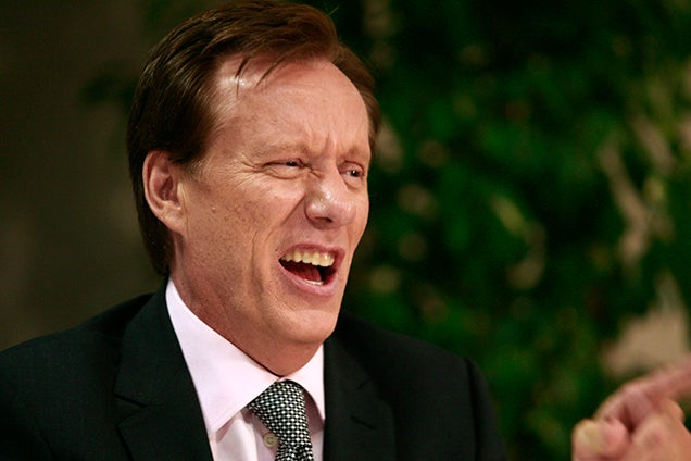 """James Woods Blames """"Disgusting Pig"""" Al Sharpton For NYPD ..."""