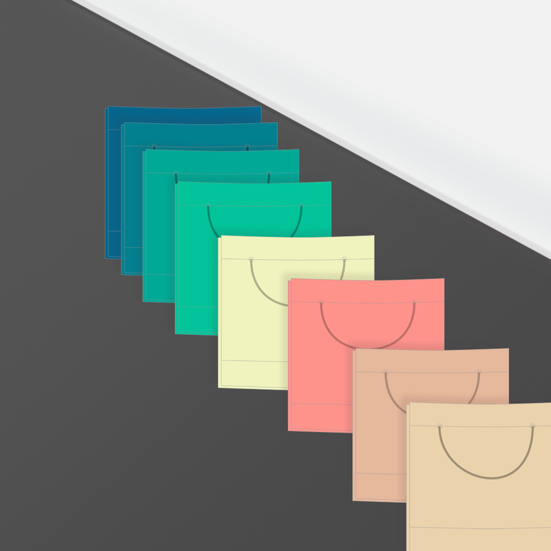 Illustration for article titled Shopping bags