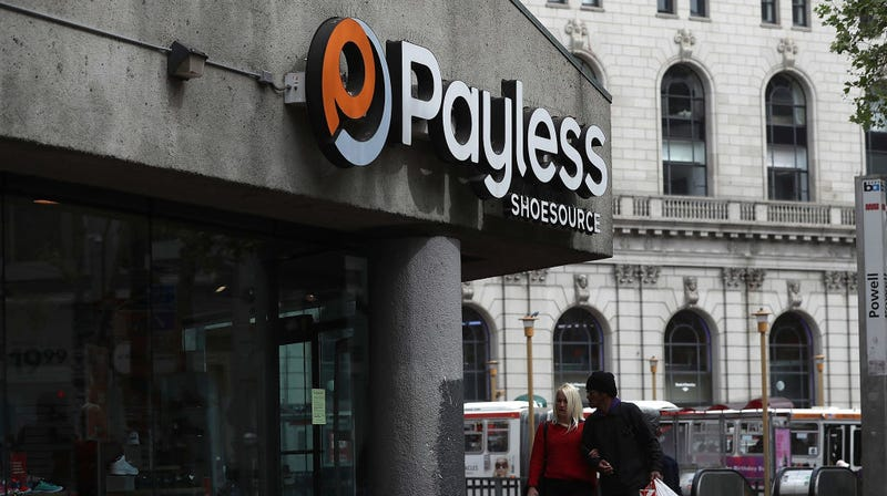 So Long, Payless, and Thanks for All the BOGOs