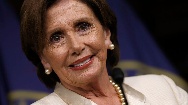 Illustration for article titled Nancy Pelosi Brings Her Smile and Judgment to TLC's Next Great Baker