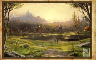 Illustration for article titled More Fable III Concept Art