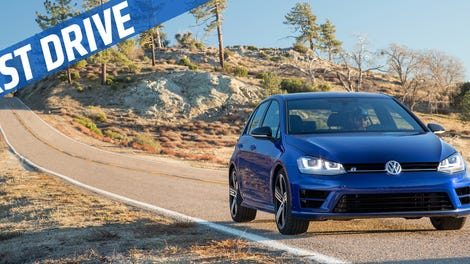 The Volkswagen Golf R Is Worth It