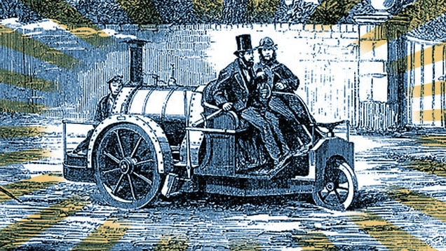 This Car Was The Very First To Be Sold  Advertised  And Road Tripped
