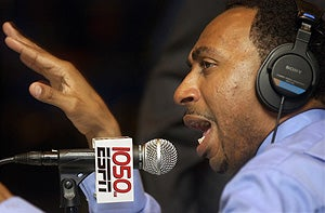 Illustration for article titled Anyone In LA Want To See Stephen A. Smith's New Show?