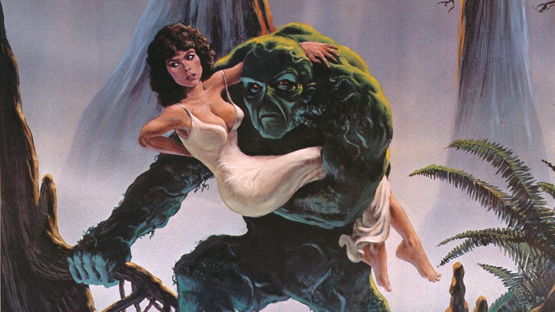Illustration for article titled Adrienne Barbeau's headed back to the swamp (Thing)