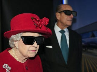 Illustration for article titled Britain's Very Royal Wedding to be Filmed in 3D?