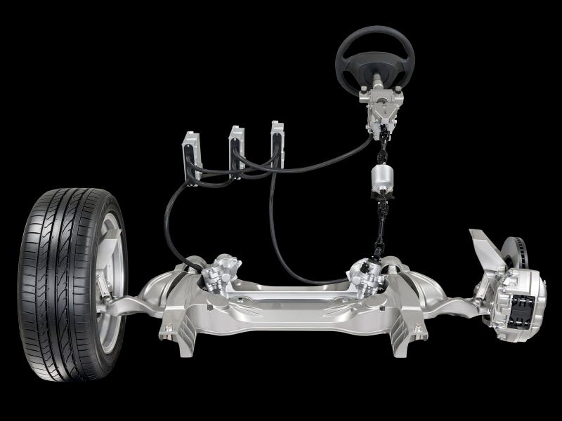 Illustration for article titled The Infiniti Q50's Steer-By-Wire Could Fail When It Gets Cold
