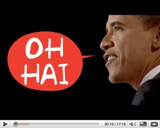 Illustration for article titled Obama Will Deliver Weekly YouTube Fireside Chats