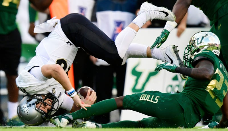 """Illustration for article titled Harrowing McKenzie Milton Injury Update Includes The Phrase """"Blood Flow Has Been Restored"""""""