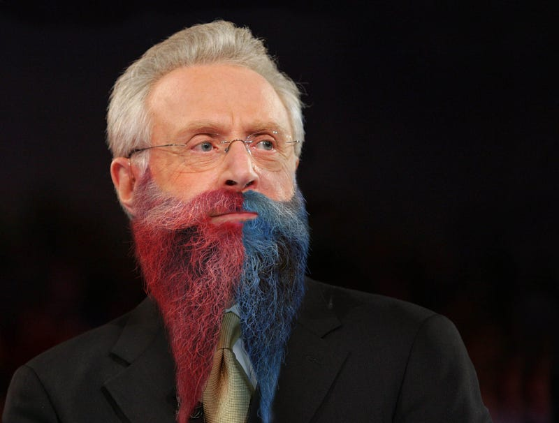 Illustration for article titled Wolf Blitzer Debuts New Real-Time Election Results Beard