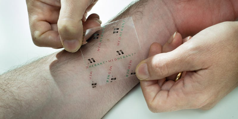 Illustration for article titled World's First Ibuprofen Patch Can Relieve Pain for 12 Hours Straight
