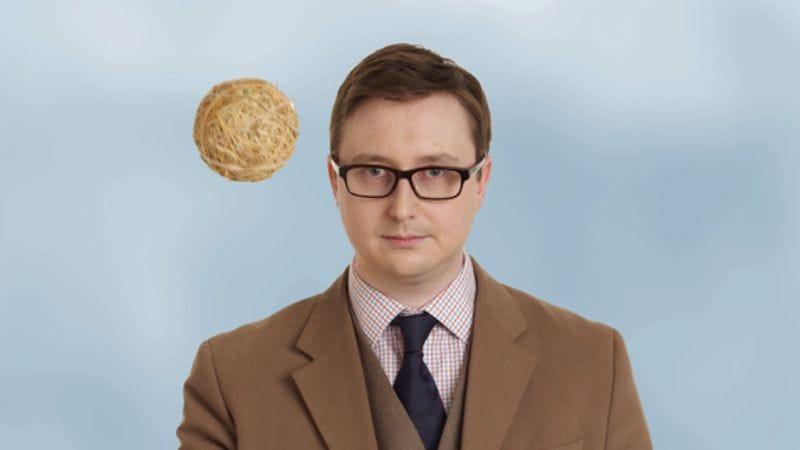 Illustration for article titled John Hodgman