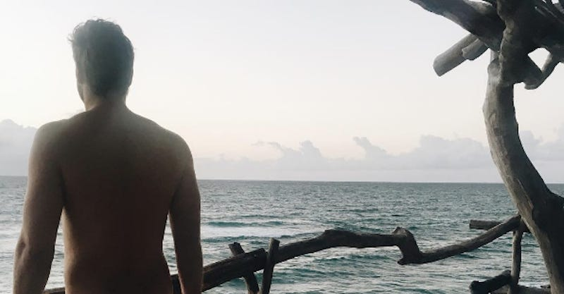 Kristin Cavallari shares photo of Jay Cutler in birthday suit on Instagram