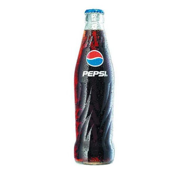 Pepsi's Plastic Bottle Design Gets Its First Redesign Since 1997 Pepsi Plastic Bottle
