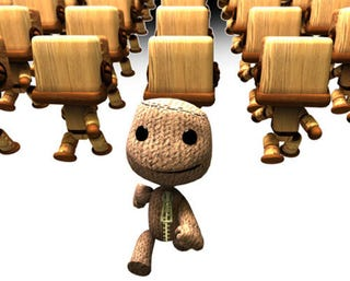 Illustration for article titled LittleBigPlanet 2 Features Custom Voice Acting, Backwards Compatibility