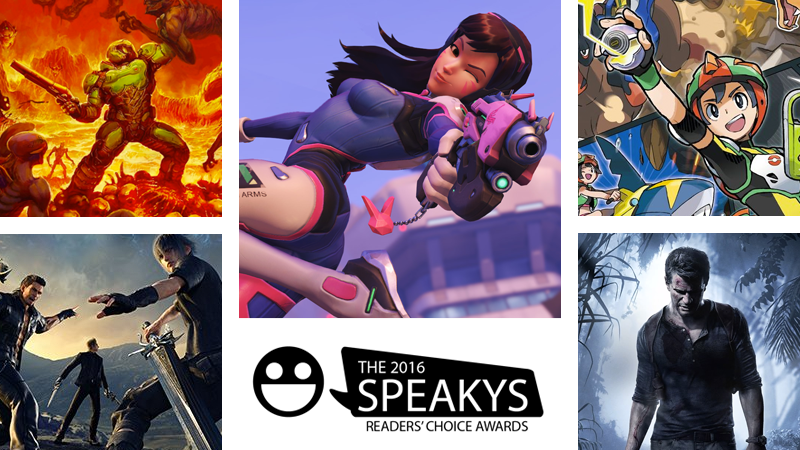 Illustration for article titled Overwatch Is Your Readers' Choice Game of the Year For 2016