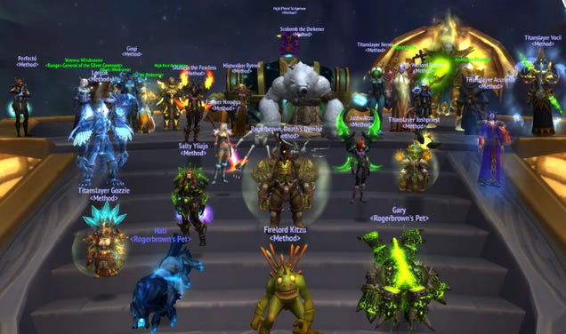 Top World Of Warcraft Guild Beats Legion Expansion's Final Boss After 320 Tries