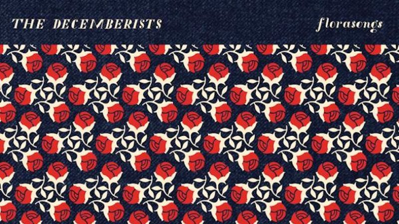 Illustration for article titled Here's the first track off The Decemberists' upcoming EP Florasongs
