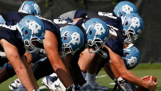Illustration for article titled UNC Hazing Incident Allegedly Gives Walk-On Freshman A Concussion