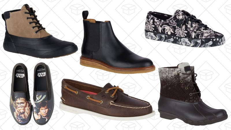 Extra 10% off sale styles | Sperry | Use code KINJA10