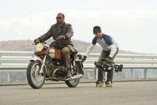 Illustration for article titled Ghost Rider promo stills