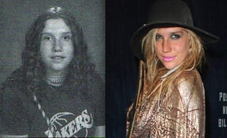 Illustration for article titled Ke$ha's High School Yearbook Picture
