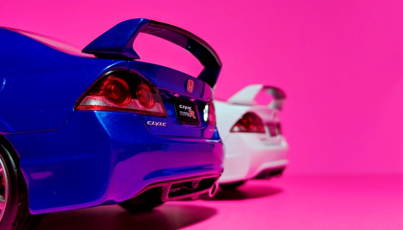 Illustration for article titled Honda Civic Type R (FD2), by Ottomobile