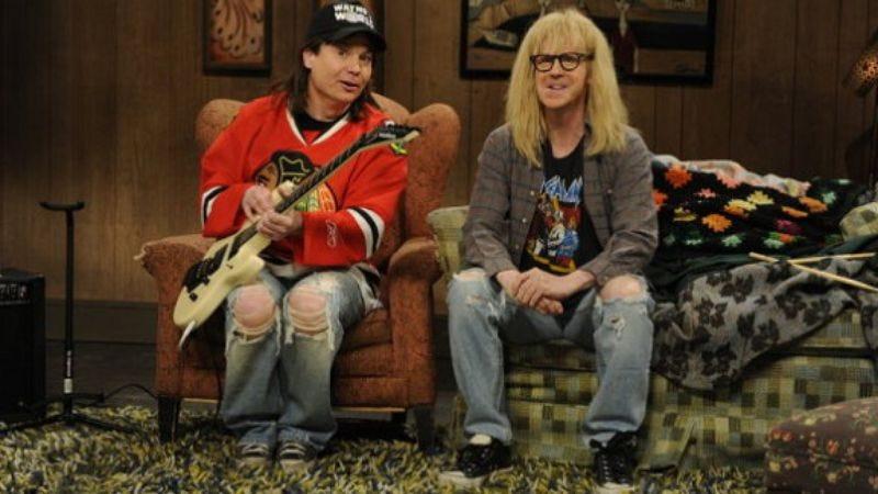 "Illustration for article titled Saturday Night Live: ""Dana Carvey/Linkin Park"""