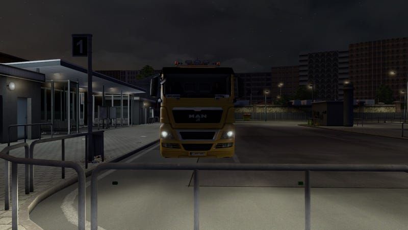 Illustration for article titled Euro Truck Simulator 2 Truck Review, Any Suggestion?
