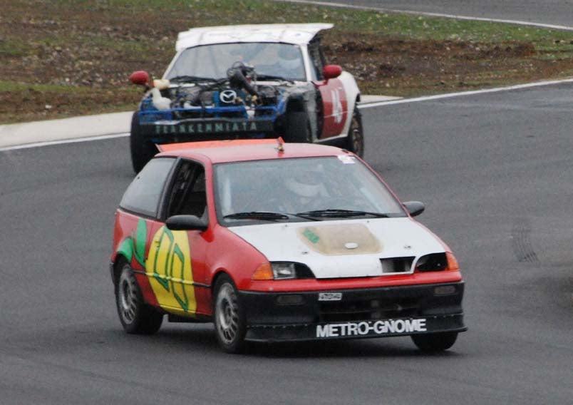 Geo Metro Race Car