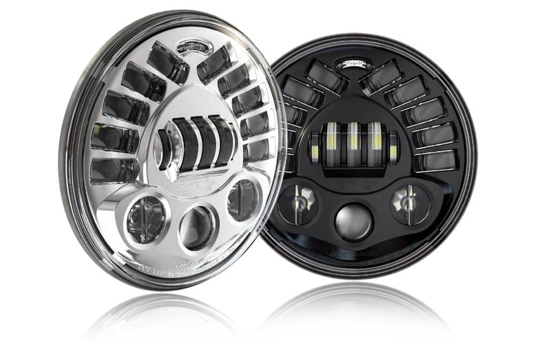 Illustration for article titled I was a fan of JW Speaker LED headlights...