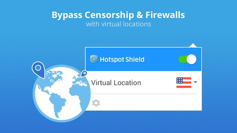 Hotspot Shield's New Web Extensions Get You Around Geographic Content Blocks