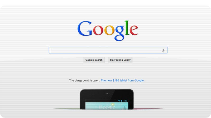 Illustration for article titled Do You Search Through the Google Homepage or the Address Bar?