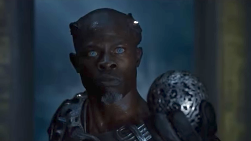 Illustration for article titled Shazam! conjures up Djimon Hounsou to play its 3,000-year-old Wizard