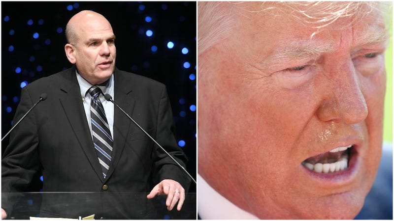 "Illustration for article titled The Wire's David Simon defends Baltimore against ""empty-suit, race-hating fraud"" Donald Trump"