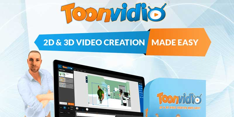 Illustration for article titled ToonVidio Review Video Marketing Tips