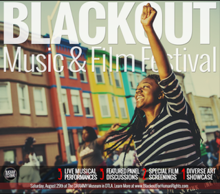 The Blackout Music & Film Festival is coming Aug. 29. 2015, to the Grammy Museum in downtown Los Angeles.Blackout Music & Film Festival