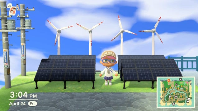 Animal Crossing's Nature Day Exposes How Worthless Earth Day Is