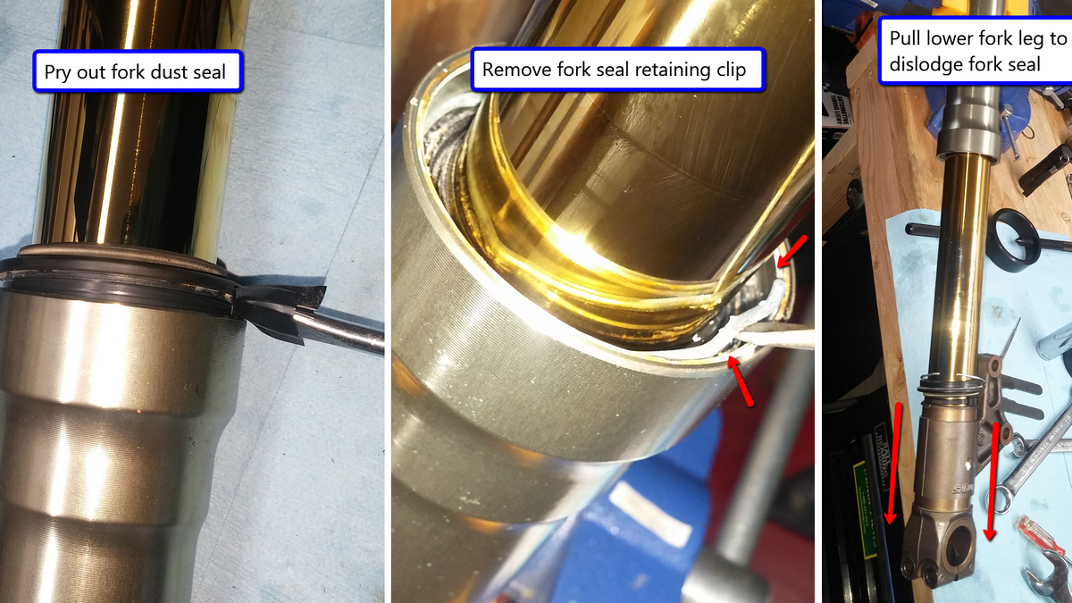 Here's How To Rebuild Your Worn Out Motorcycle Suspension