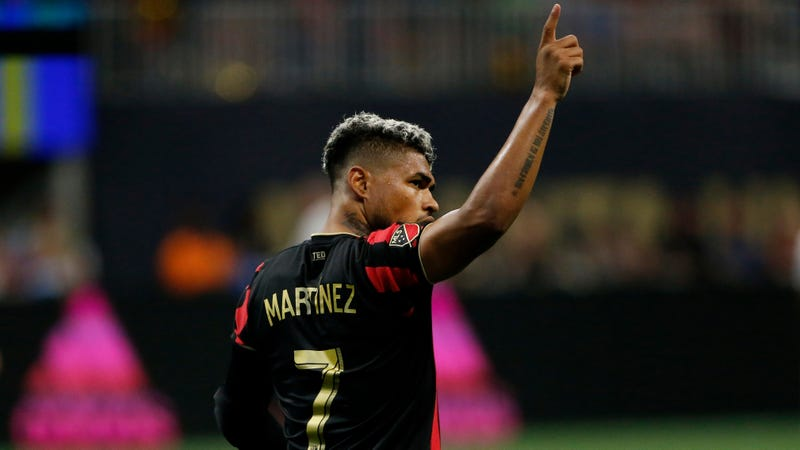 Illustration for article titled Josef Martínez Adds Two More MLS Scoring Records To His Growing Collection