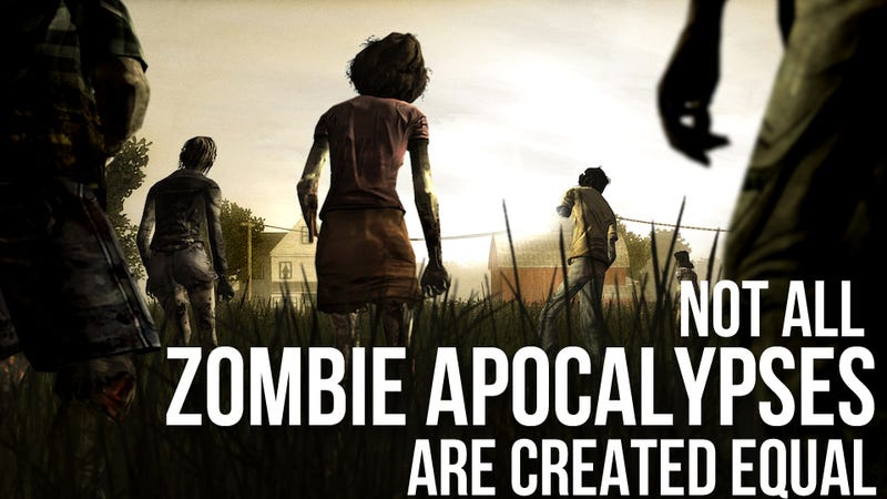 Illustration for article titled 5 Reasons The Walking Dead Game Is Better Than The TV Show