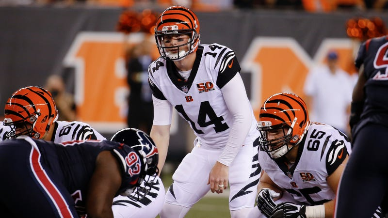 Marvin Lewis: Andy Dalton's Job Is Secure