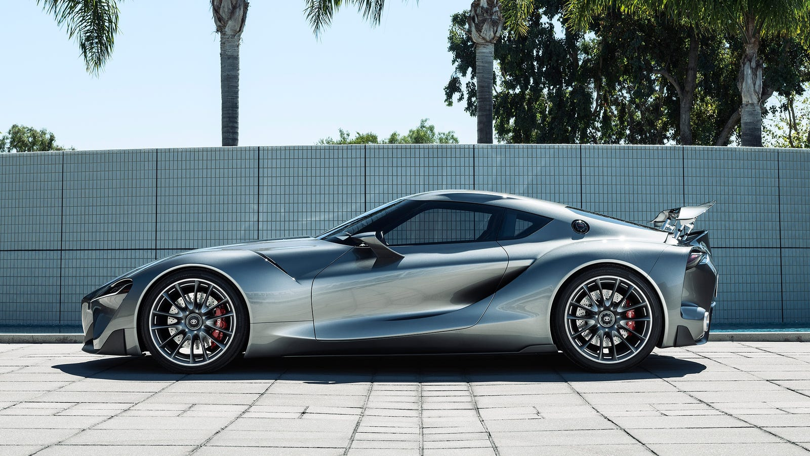 Toyota S Mythical New Supra May Have A 400 Horsepower Twin