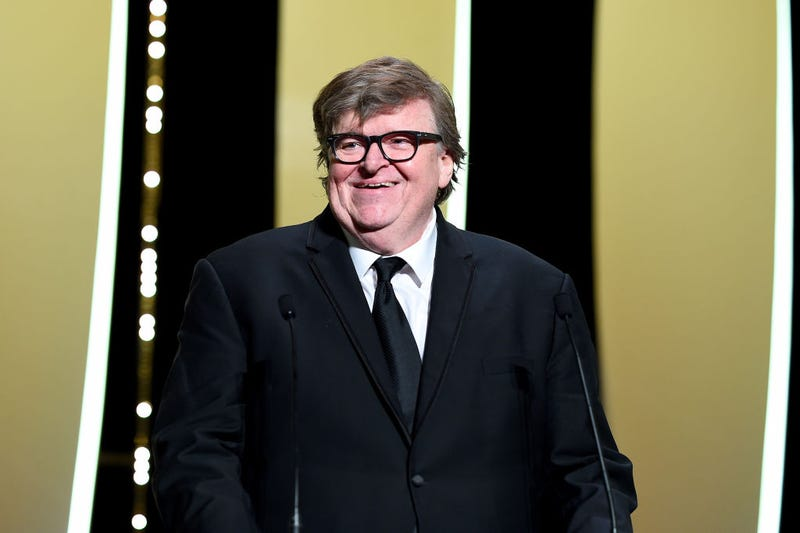 Illustration for article titled Filmmaker Michael Moore Wants America's Favorite Black Woman to Save America From Trump