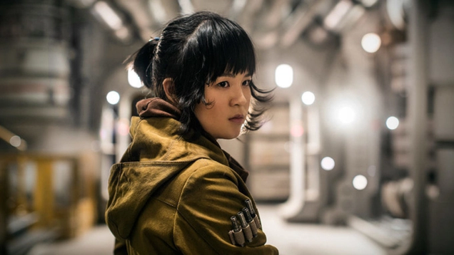 Writer Chris Terrio Offers an Unsatisfying Explanation for Kelly Marie Tran s Limited Screen Time in Star Wars: The Rise of Skywalker